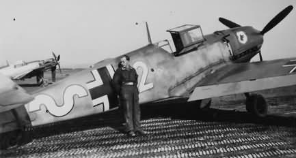 Messerschmitt Me109 JG 77