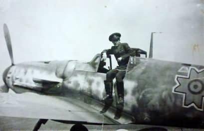Messerschmitt Romanian Me109 G6