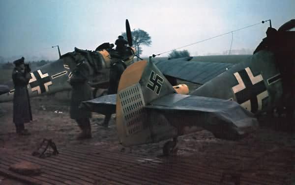 Messerschmitt Bf 109 color 11