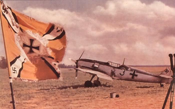 Messerschmitt bf 109 color 17