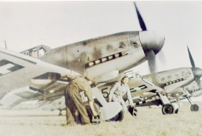 Messerschmitt bf 109 color 20