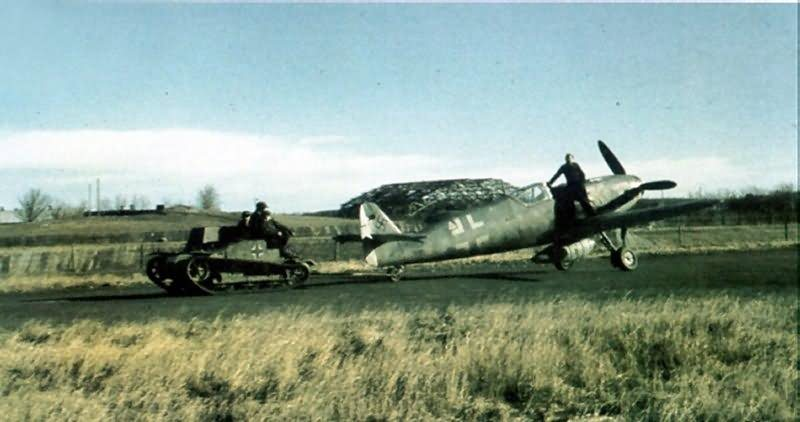 Messerschmitt bf 109 color 24