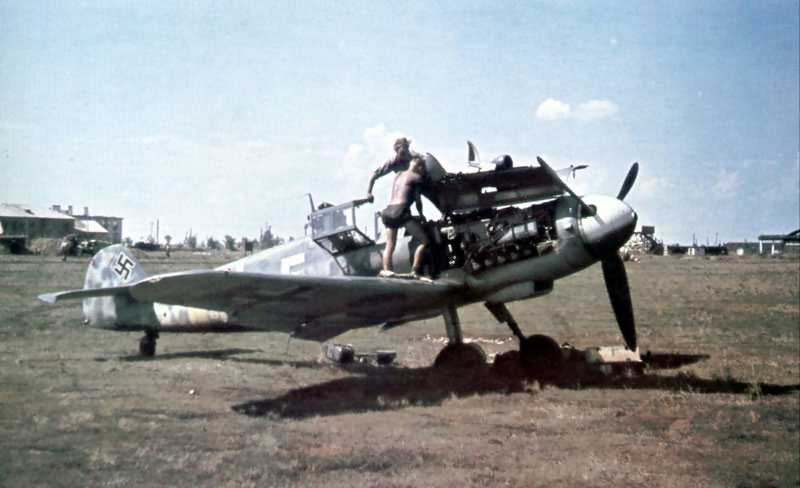 Messerschmitt bf 109 color 26