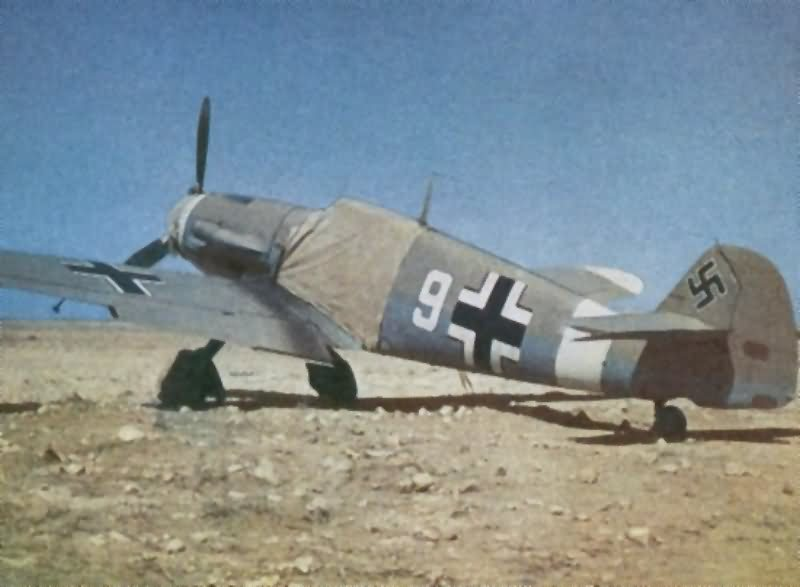 Messerschmitt Bf 109 color 29
