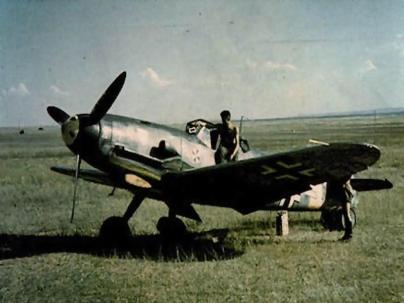 Messerschmitt bf 109 color 30