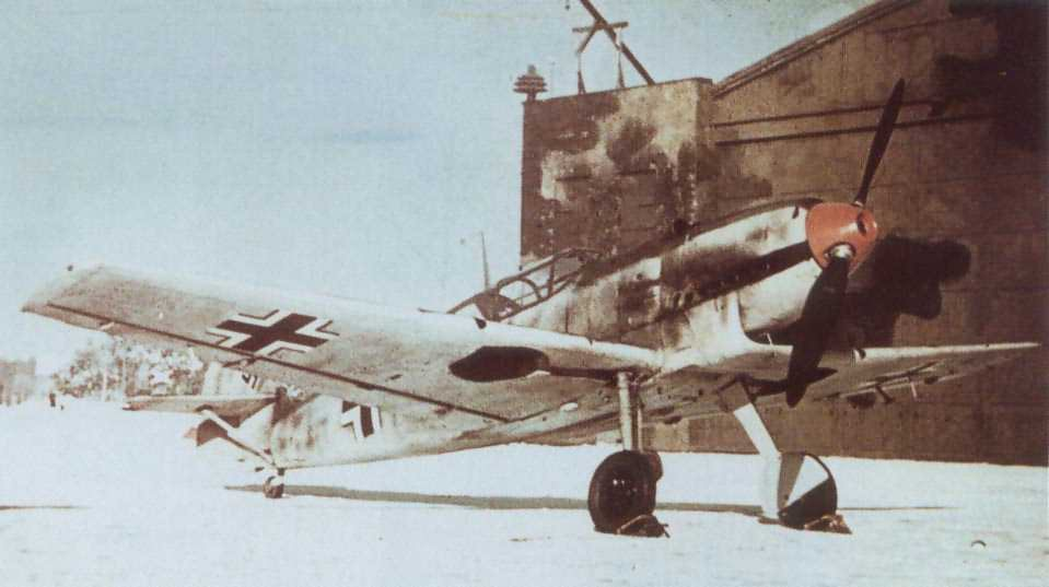 Messerschmitt bf 109 color 37