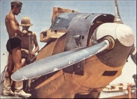Messerschmitt bf 109 color 4