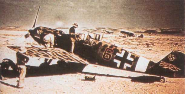 Messerschmitt bf 109 color JG27
