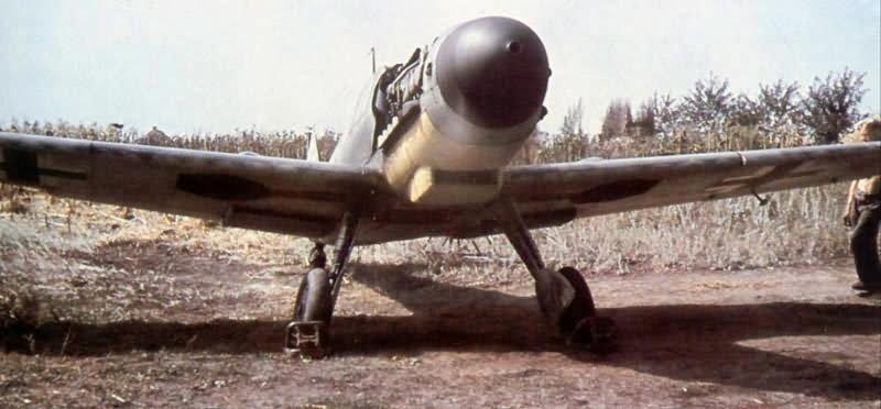 Messerschmitt bf 109g color 22