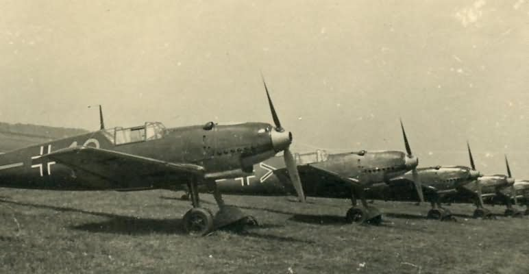 Messerschmitt Bf109B