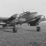 Messerschmitt Bf 110E 5/ZG 26 Summer 1941