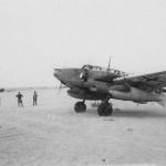 Messerschmitt Bf 110 3U+FR ZG26 Afrika