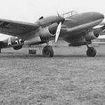 Messerschmitt Bf 110 B fighter