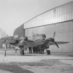 Messerschmitt Bf 110 C 2 CF+NI WNr.3068 Winter 1939 40 Magdeburg Ost