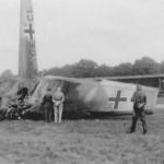 Messerschmitt Bf 110 C 4 CE+CL Doberitz 21.09.1941 2