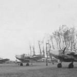 Messerschmitt Bf 110 C D 5/ZG 26 summer in Valenciennes 1940