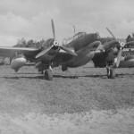 Messerschmitt Bf 110 D Dackelbauch with 900 l drop tanks Stavanger Norway