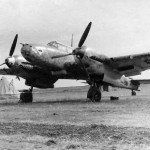 Messerschmitt Bf 110 E 3U+AN 5.ZG 26 Alexandria Romania 1941