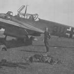 Messerschmitt Bf 110 E 3U+EN 5.ZG 26 Alexandria Romania 1941