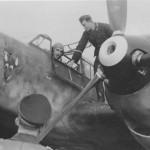 Messerschmitt Bf 110 E of (7)F/LG 2 Poesti 1941