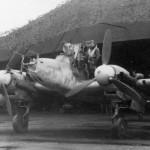Messerschmitt Bf 110 G-4 with radar