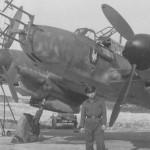 Messerschmitt Bf 110 G 4 with radar NJG
