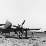 Messerschmitt Bf 110 Jagdgeschwader JG6 Africa