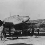 Messerschmitt Bf 110 Jagdgeschwader JG6 Kreta