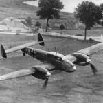 Messerschmitt Bf 110 LG1 July 1940