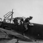 Messerschmitt Bf 110 WW2 fighter