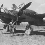 Messerschmitt Bf 110 ZG1 pilot