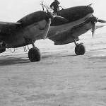 Messerschmitt Bf 110 Zerstorer german fighter