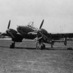 Messerschmitt Bf 110 Wunstorf 1941