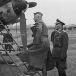 Messerschmitt Bf 110 and Erich von Manstein