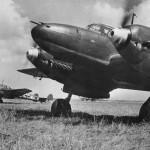 Messerschmitt Bf 110 fighters