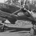 Messerschmitt Bf 110 nose art