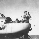 Messerschmitt Bf 110 nose art 7/LG2