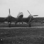 Messerschmitt Bf 110 of ZG76