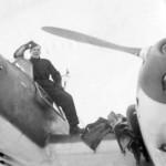 Messerschmitt Bf 110 pilot