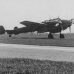 Night fighter Bf110 G-4 with radar