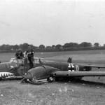 ZG76 Haifischgeschwader Bf110 1940