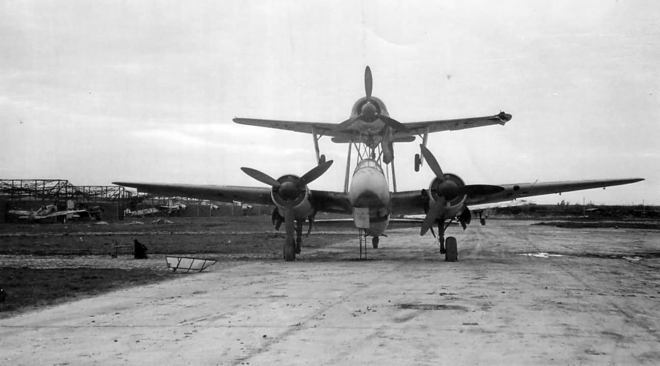 Mistel S2 aircraft