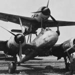 Mistel Ju88 with Fw190 Bernburg