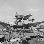 Mistel S2 Ju88 + Fw190 1945
