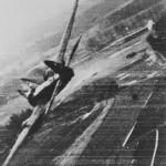 Mistel in gun camera Germany 3 February 1945