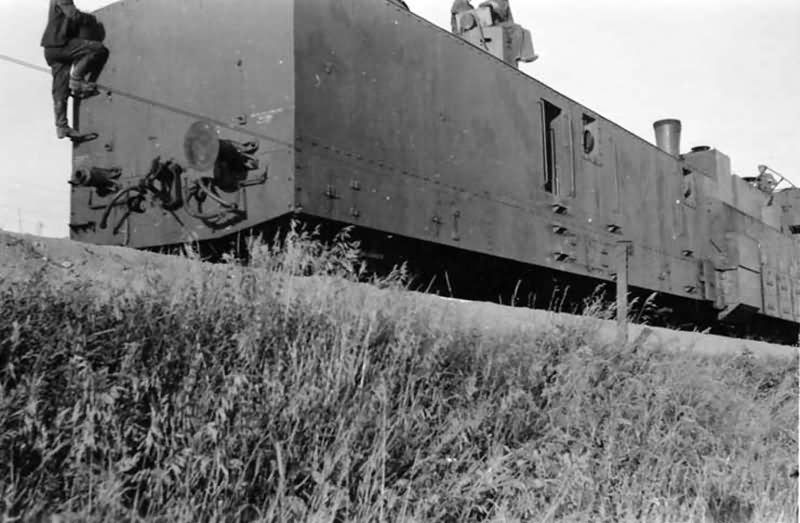 German armored train 2