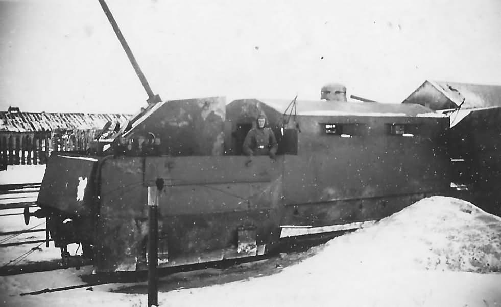 Panzerzug 11 december 1942