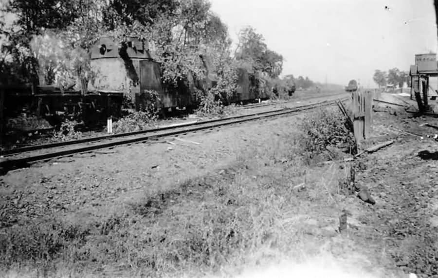 Panzerzug camouflage