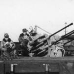 2 cm Flakvierling 38 panzerzug eastern front