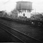 Armoured train panzerzug eastern front